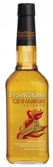 Bourbon Cinnamon Evan Williams Reserve Rudolf Jelínek