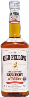 Bourbon Whisky Old Fellow