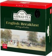Čaj English Breakfast Ahmad Tea