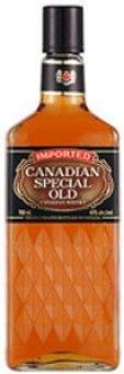 Whisky Canadian Special Old Imported