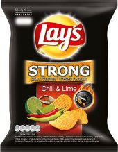 Chipsy Lay's Strong