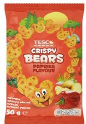 Snack Crispy Bears Tesco