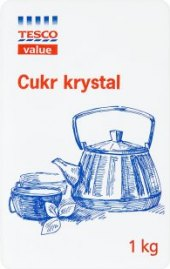 Cukr krystal Tesco Value