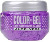 Gel na vlasy Color gel