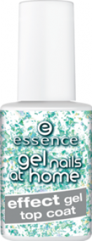 Lak na nehty gelový Effect top coat Essence