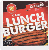 Lunchburger Krahulík