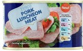 Luncheon meat Tesco