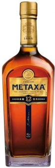 Brandy 12* Metaxa