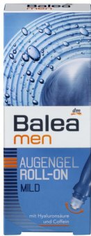 Gel oční pánský roll-on Men Balea