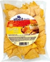 Tortilla chips Albert Quality