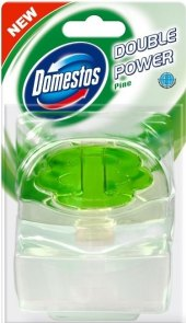 WC blok gelový Double Power Domestos -  náplň