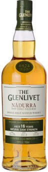 Whisky 16 YO Nadurra The Glenlivet