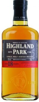 Whisky 18 YO Highland Park