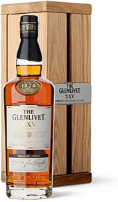 Whisky 25 YO The Glenlivet