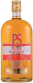 Whisky PS Pure United brands