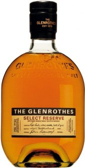 Whisky Select Reserve Glenrothes