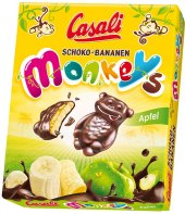 Želé v čokoládě Monkeys Casali Manner